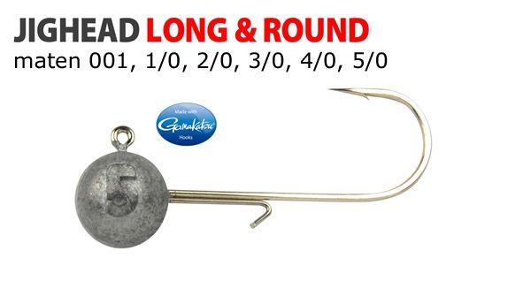 Spro jighead 1 - 3.3 cm - 3.5 gram
