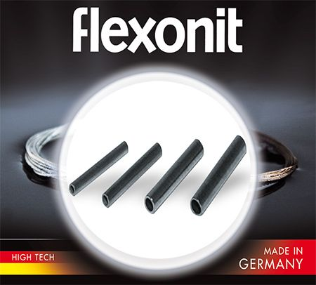 Flexonit crimps 0.6 mm doorsnede