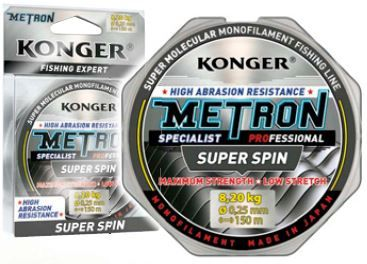 Konger Metron Super Spin - 0.30 mm - 11.9 kg