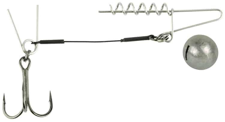 Spro Softbait Spiral Stinger - 5 cm - 5 gram