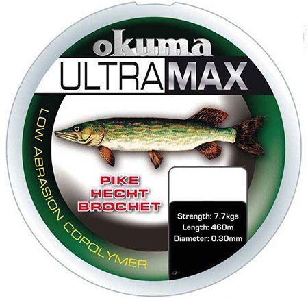 Okuma Ultramax Pike - 0.30 mm - 7.7 kg