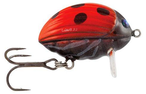 Salmo Lil Bug - 2 cm - ladybird