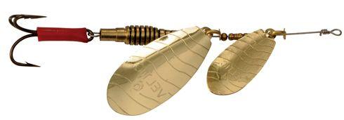 Veltic Tandem spinner - 13 cm - goud