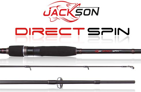 Jackson Direct Spin - 240cm - 7-40g