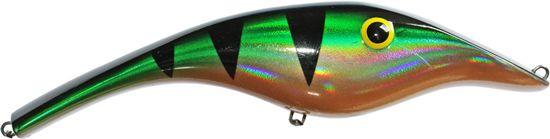 Zalt drijvend - 14 cm - holo perch