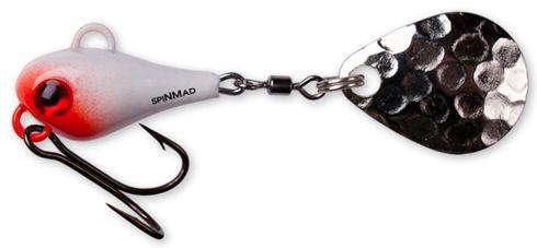 SpinMad BIG - 3 cm - redhead