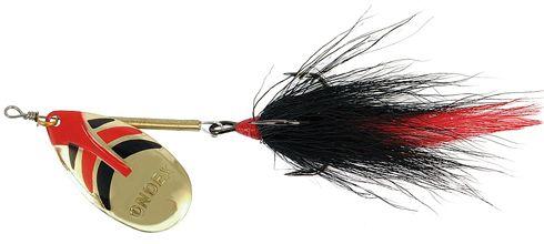 Ondex Buck spinner - 10 cm - gold decore