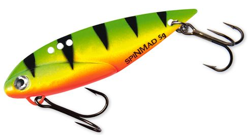 SpinMad Amazonka - 4 cm - fire tiger