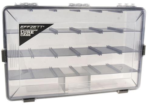 DAM Effzett Waterproof Lure Case XL