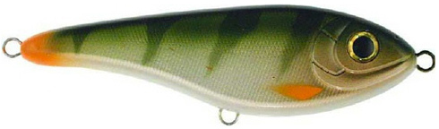 Strike Pro Baby Buster - 10 cm - natural perch