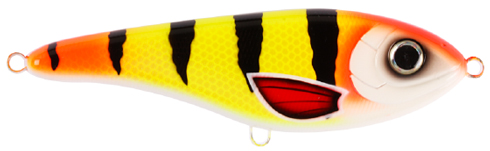 Strike Pro Buster Jerk II - 12 cm - disco perch