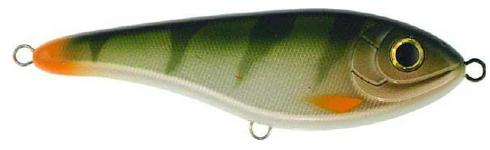 Strike Pro Buster Jerk II - 12 cm - natural perch