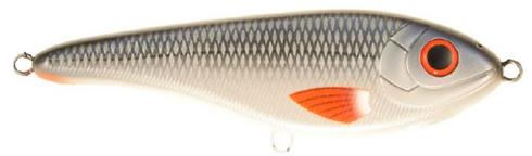Strike Pro Buster Jerk II - 12 cm - white fish