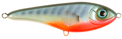 Strike Pro Buster Jerk Shallow - 15 cm - stickleback