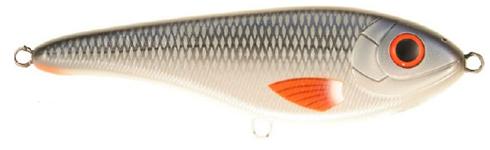 Strike Pro Buster Jerk - 15 cm - white fish