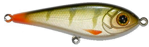 Strike Pro Tiny Buster - 6.8 cm - natural perch
