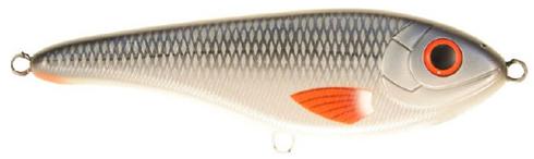 Strike Pro Tiny Buster - 6.8 cm - white fish