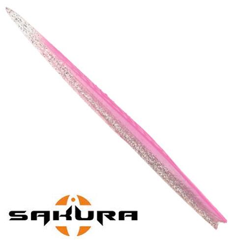 Sakura Majikeel - 12.5 cm - clear pink back silver
