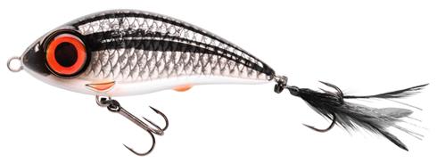 Spro Iris Fatboy - 11.5 cm - roach