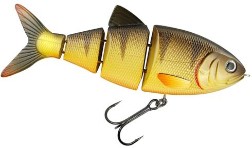 Spro swimbait BBZ 1 - FS -10 cm - yellow perch