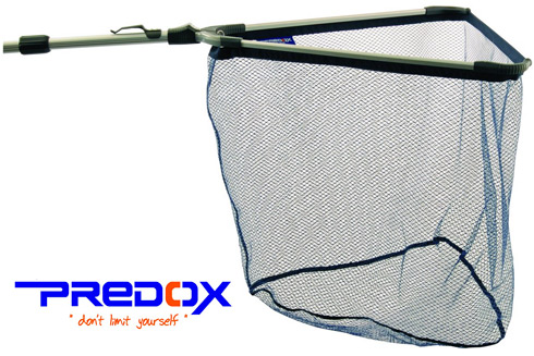 Predox Rubber Coated Landingnet 70 x 70 cm