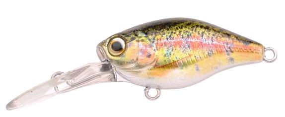 Spro Ikiru Naturals Mini Crank 38F LL - baby trout