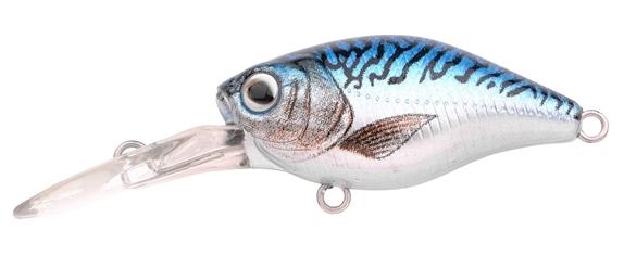 Spro Ikiru Naturals Mini Crank 38F LL - mackerel