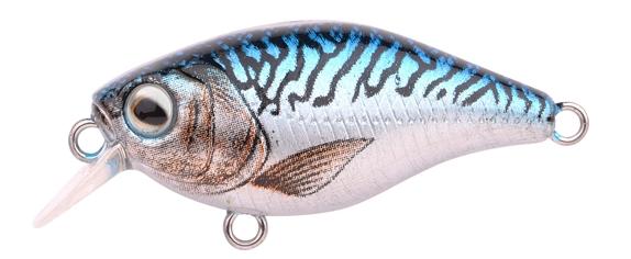 Spro Ikiru Naturals Mini Crank 38F SL - mackerel