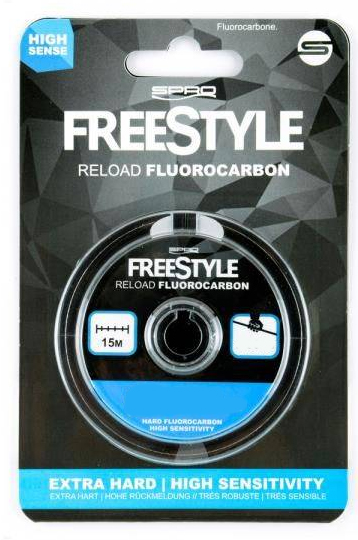 Spro Freestyle Reload Fluorocarbon 0.31 mm