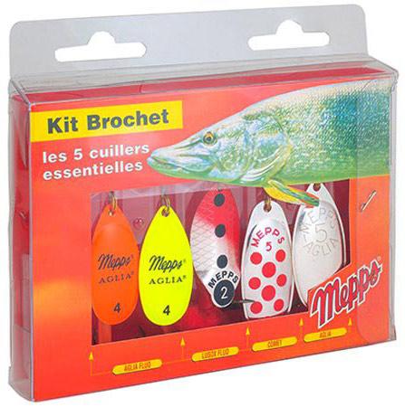 Mepps Kit Brochet