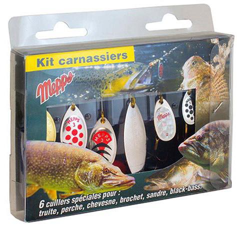 Mepps Kit Carnassiers