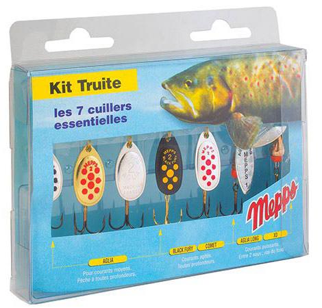 Mepps Kit Truite