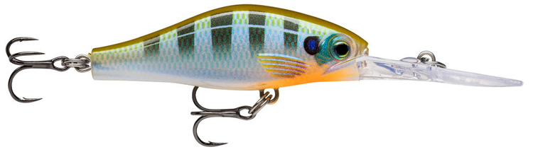 Rapala Shadow Rap Jack Deep - 5 cm - Blue Gill