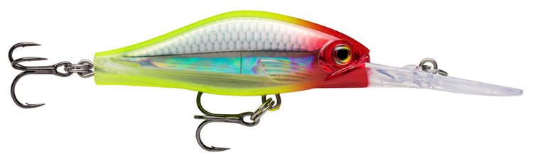 Rapala Shadow Rap Jack Deep - 5 cm - Clown
