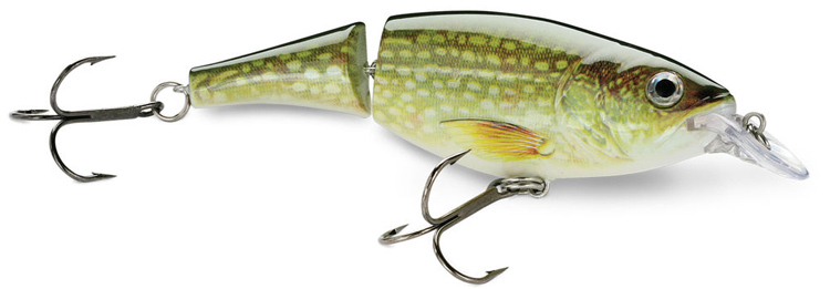 Rapala X-Rap Jointed Shad - 13 cm - Pike