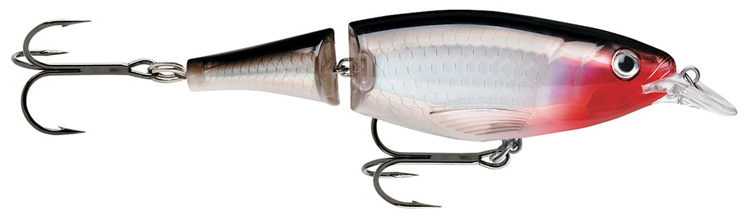 Rapala X-Rap Jointed Shad - 13 cm - Silver