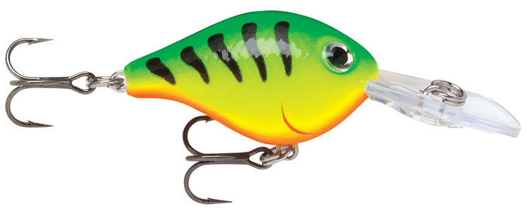 Rapala Ultra Light Crank - 3 cm - Firetiger