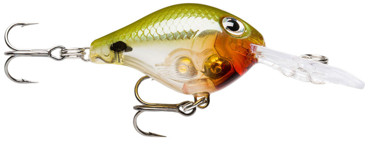 Rapala Ultra Light Crank - 3 cm - Glass Dot Ayu
