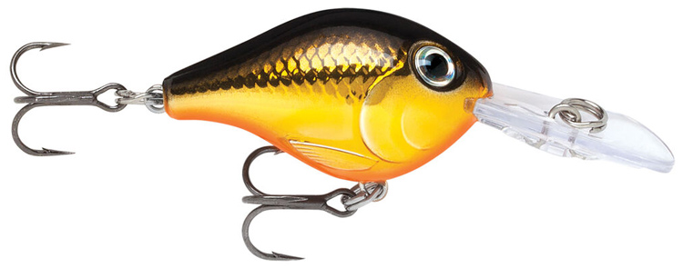 Rapala Ultra Light Crank - 3 cm - Gold