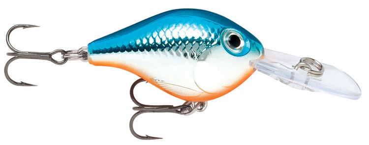 Rapala Ultra Light Crank - 3 cm - Silver Blue