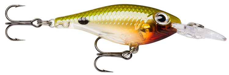 Rapala Ultra Light Shad - 4 cm - Glass Dot Ayu