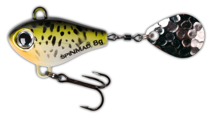 SpinMad Jigmaster - 5 cm - baby bass