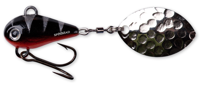 SpinMad MAG - 4.5 cm - dark red perch
