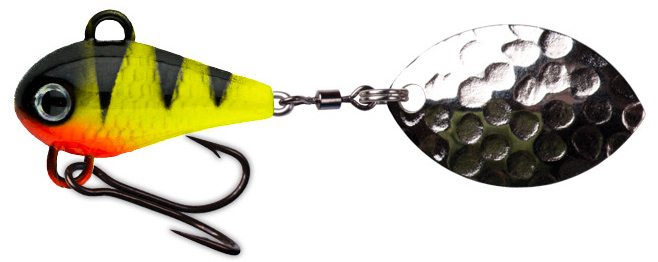 SpinMad MAG - 4.5 cm - yellow tiger