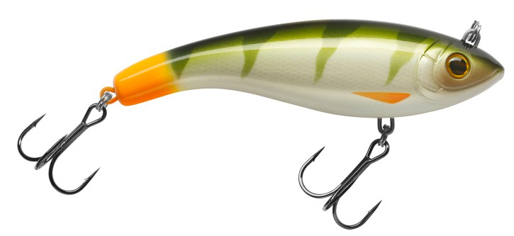 Strike Pro Ghost Buster - 14 cm - natural perch