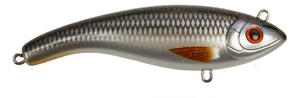 Strike Pro Ghost Buster - 14 cm - whitefish
