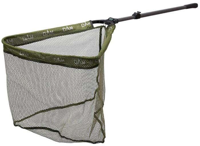 DAM Crosspower landingnet profi gummi 50 x 50 cm
