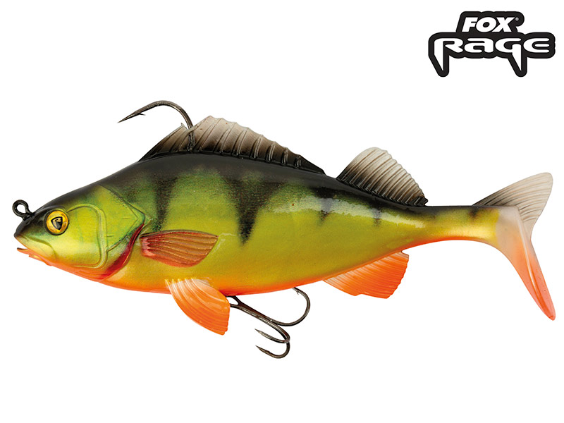 Fox Rage Realistic Replicant Perch - 10 cm - super hot perch