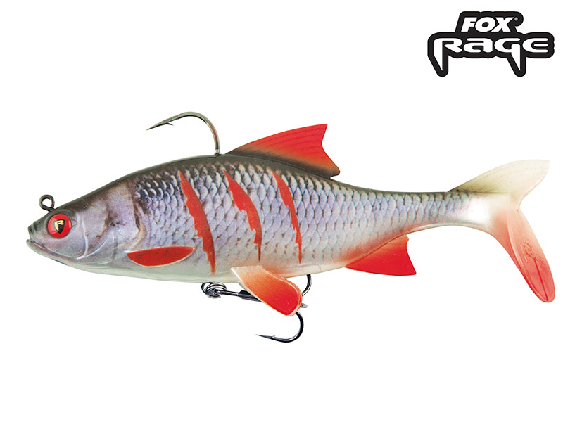 Fox Rage Realistic Replicant Roach - 10 cm - super natural wounded roach