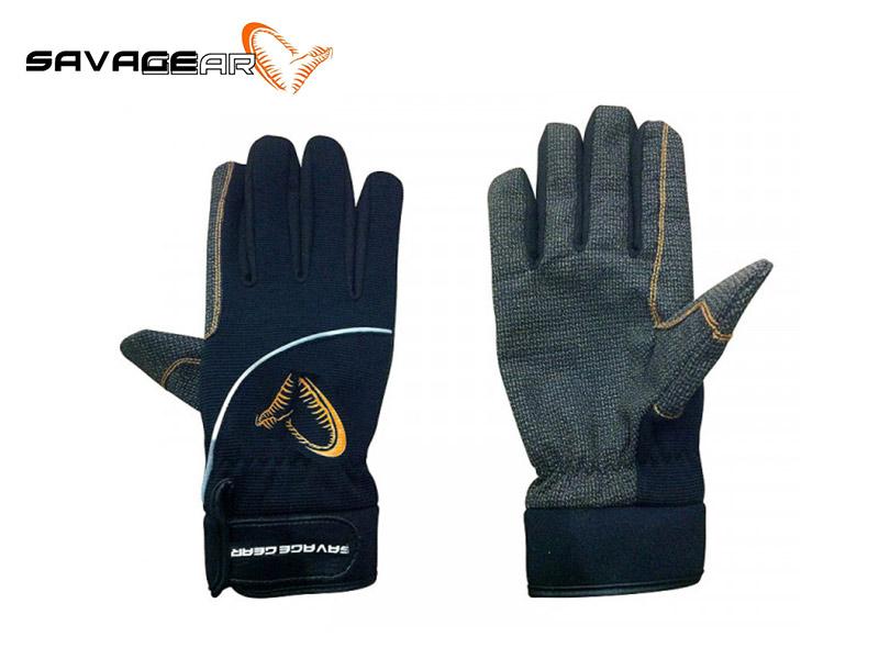 Savage Gear Shield Gloves - large